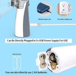 Image 3 - BGMMED Handheld Medical Nebulizer equipment Asthma Portable inhaler Atomizer inhalator for kids mini nebulizador