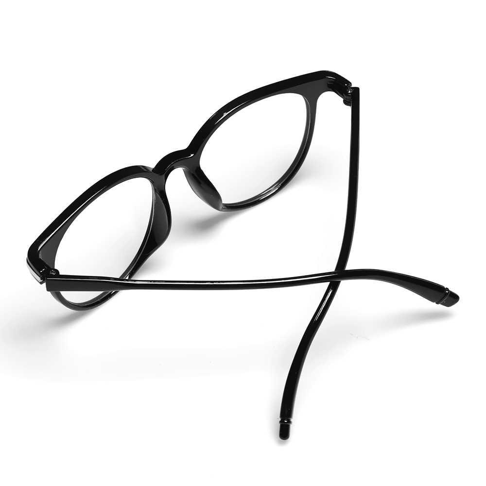 1 قطعة نظارات القراءة للجنسين الترا ضوء الراتنج نظارات إطار مرنة المحمولة النظارات الشمسية النساء الرجال نظارات حديثة الطراز اكسسوارات