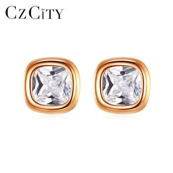 CZCITY Simple Classic Design 925 Silver Small Square Stud Earrings Women Men Tiny CZ Minimalist Jewelry.jpg 350x350 - CZCITY Simple Classic Design 925 Silver Small Square Stud Earrings Women & Men Tiny CZ Minimalist  Jewelry Gift Bijoux SE0478