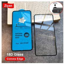 Protecteur d'écran pour iPhone, Film 3D en verre trempé à bord incurvé, résistant aux chocs, pour modèles 12 Mini 11 Pro Max XR X XS Max 8 7 6S Plus