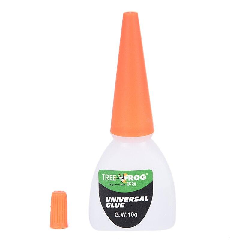 10g Strong Super Glue Liquid Universal Glue Adhesive New Plastic Office Tool Accessory Supplies