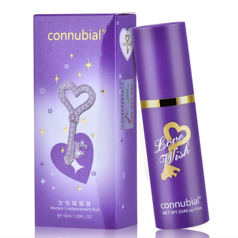Gel orgasmique Intense 10ml sexe gouttes Exciter orgasme Spray pour les femmes Libido femelle phéromone amélioration sexuelle aphrodisiaque liquide 1