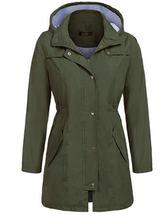 Женская куртка зимняя непромокаемая молния водонепроницаемая