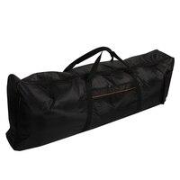 Oxford Fabric 73 keys Organ Electronic Keyboard Gig Bag Soft Case Black New