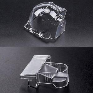 Image 3 - Capuchon dobjectif Cardan Pour DJI Mavic Pro Platinum Accessoire Drone étanche à La Poussière Support De Caméra Cardan Protecteur de Housse De Transport P7P1