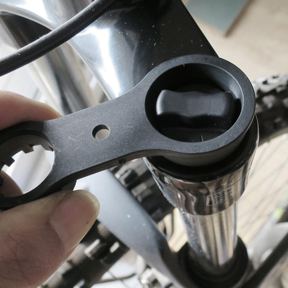 for XCT,XCM,XCR Front Fork Repair Tool Wrench Bicycle 79mm for SR Suntour