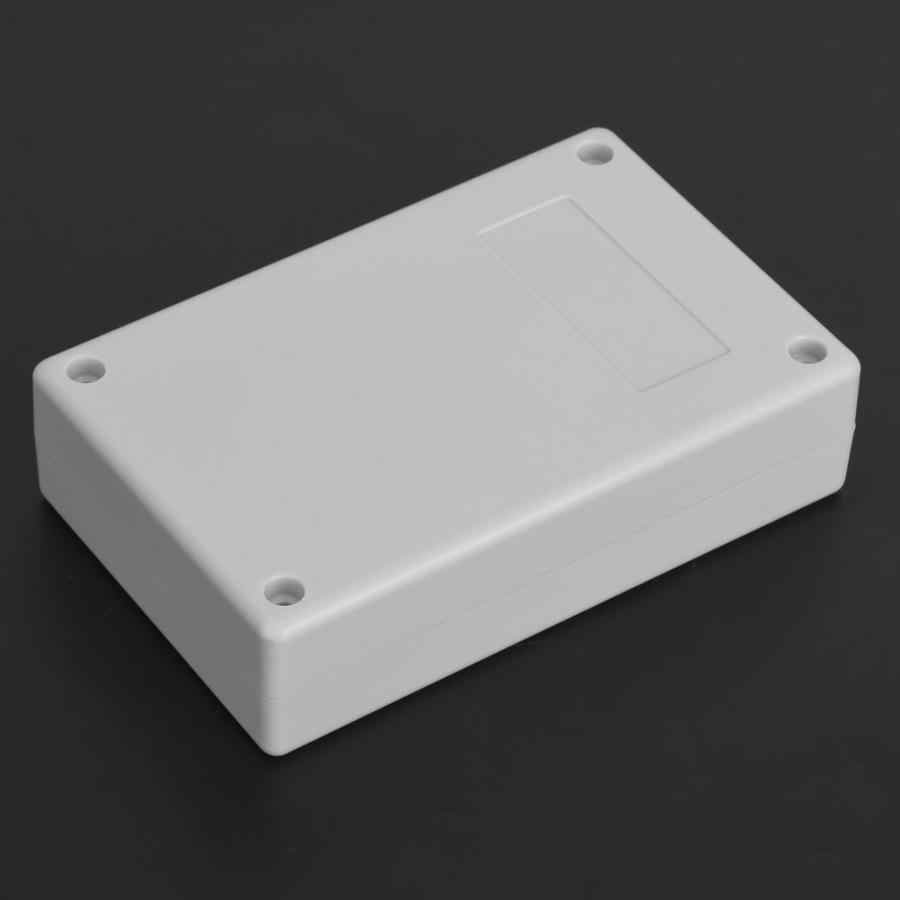 Abs Plastic Behuizing Elektronische Antistatische Printplaat Project Case Diy Behuizing Draad Junction Box 125x80x35mm