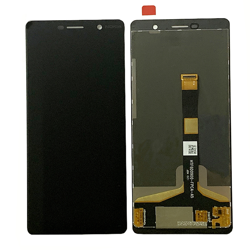 100% Original Display For Nokia 7 Plus LCD 7 Plus Touch Screen Display TA-1062 LCD Digitizer Replacement