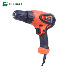 FUJIWARA 350-420W Electric Screwdriver Power Impact Drill  220V-240V Screw Wrench  19-Speed Adjustable