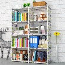 GIANTEX Bücherregal Lagerung Regal für bücher Kinder buch rack Bücherregal für home möbel Boekenkast Librero estanteria kitaplik