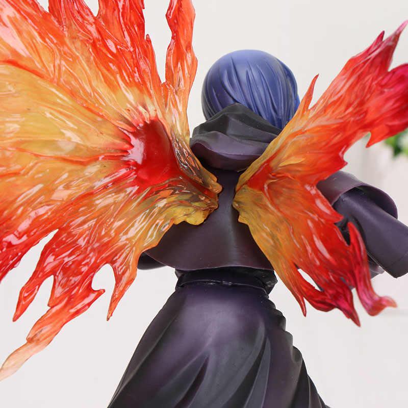 25cm Tokyo Ghoul Figuur Kaneki Ken Action Figure Tokyo Ghoul Touka Kirishima 1/8 Figurine Toy Brinquedos