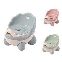 Seat-Bowl Potty-Toilet Training Kids Bedpan Backrest Comfortable Girls Baby Boys