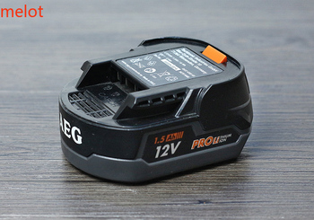 AEG RIDGID Ricci original power tool 12V rechargeable lithium battery 1.5/2.0 Ah (used products)