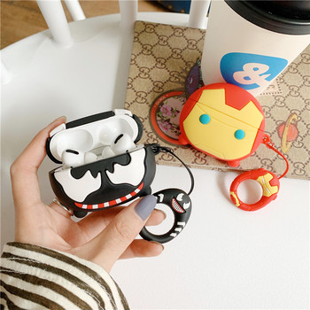 Marvel Silicone Case for AirPods Pro 5