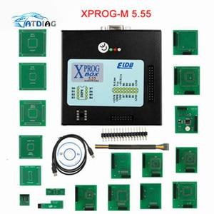 Image 1 - Xprog 5.55 X prog M Box 5.55 Xprog M Box V5.55 ECU Programmer Better Than Xprog M V 5.50