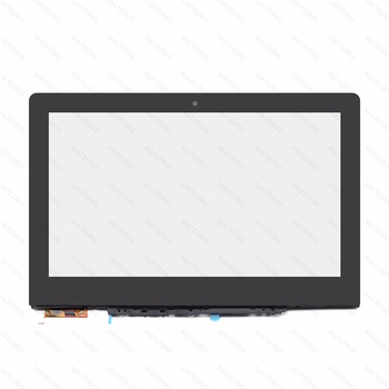 """11.6"""" LCD LED Display Matrix Panel Touch Screen Assembly With Bezel For Lenovo Flex 4-11 Flex 4-1130 80U3 1366x768"""