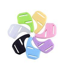 5 пар очков держатель для ушных крючков противоскользящие детские силиконовые ручки для очков фиксирующий наконечник противоскользящие наборы