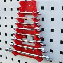 Пластиковый гаечный ключ органайзер поднос инструменты для хранения