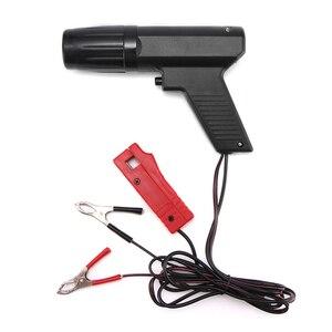 Image 1 - Профессиональный таймер зажигания стробоскоп лампа Индуктивный бензиновый двигатель Автомобиль Мотоцикл ручные инструменты тестер ремонта