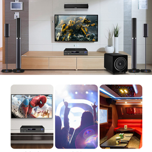 Image 5 - KYYSLB AV 985 650W 220V 5.1 Channel 4.0 Bluetooth Amplifier Home Theater Audio High Power Fever Ktv Amplifier Karaoke with USB