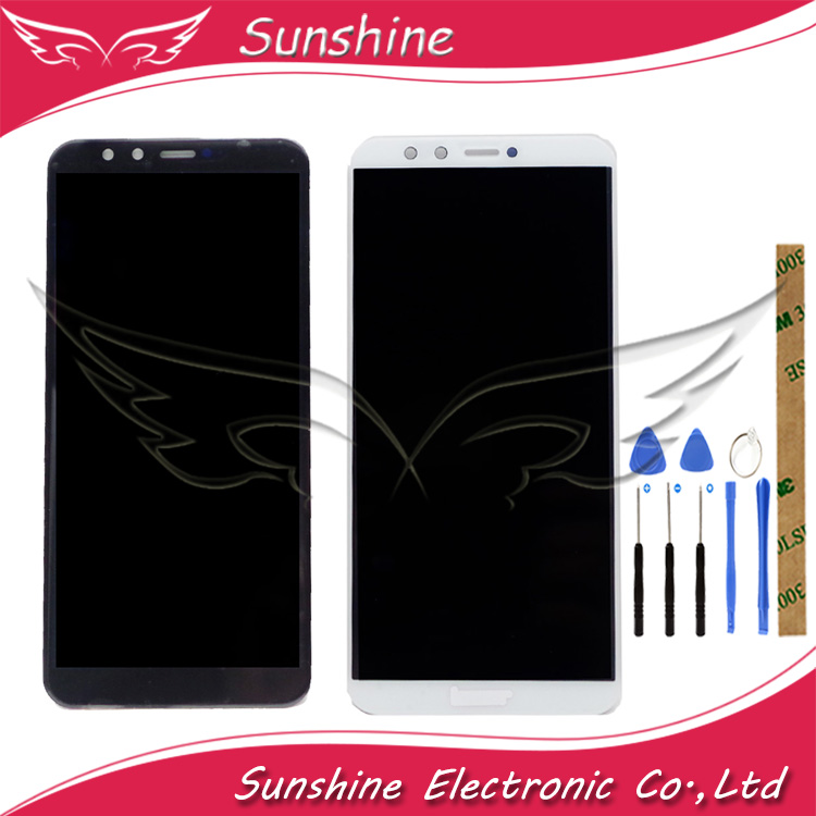 Tested Touch Screen LCD <font><b>Display</b></font> With <font><b>Frame</b></font> No <font><b>Frame</b></font> For <font><b>HUAWEI</b></font> <font><b>Honor</b></font> <font><b>9</b></font> <font><b>Lite</b></font> LCD <font><b>Display</b></font> Screen with Touch Sensor Complete image