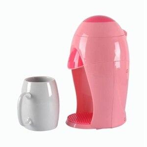 Image 3 - Amerikanische Kaffee Maschine Kleinen Tropf Tee Maker Elektrische Haushalts Tragbare Multi Funktion Brauen Kaffee Maschine Rosa