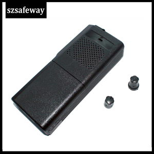 Image 2 - New Two Way Radio Housing Case Cover  for Motorola GP300 With Knobs Walkie Talkie Accessories free shipping