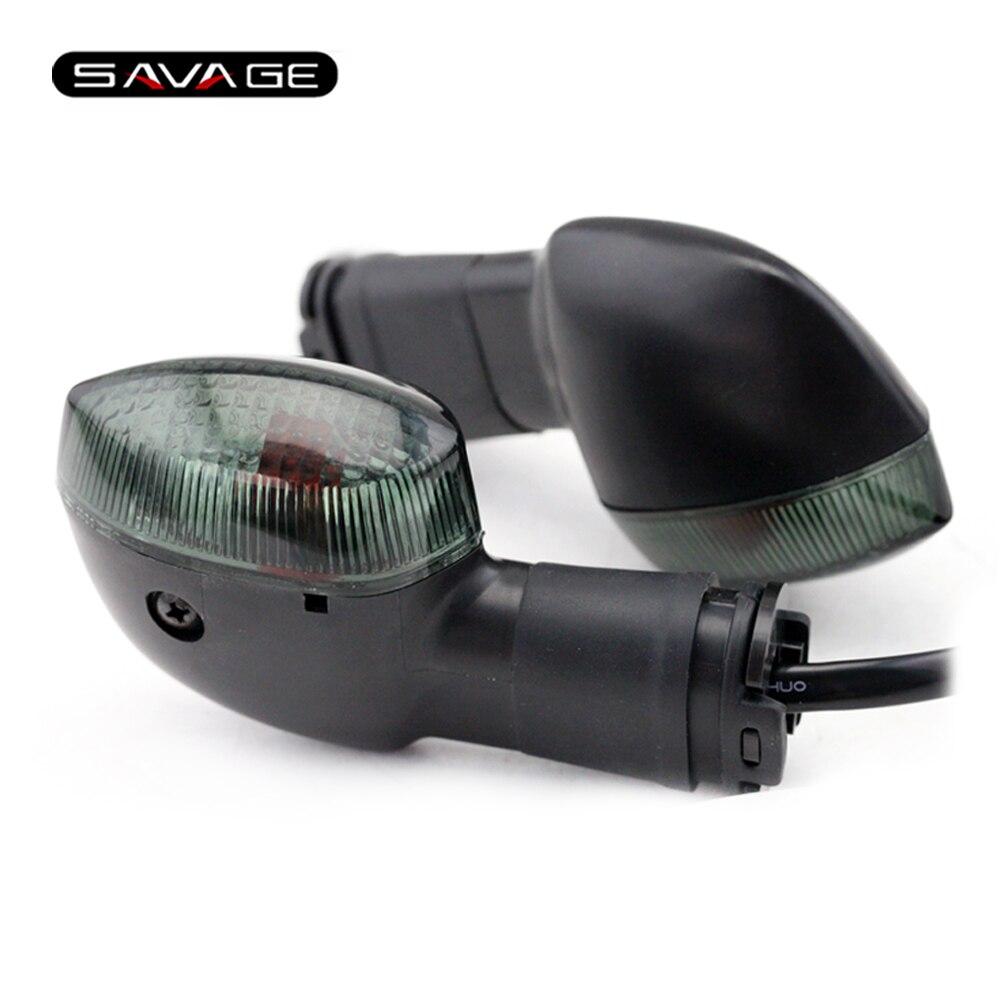Für YAMAHA FZ1 FZ8 Fazer FZ1N FZ6 N/S/R XJ6 Diversion/F XJ6N Blinker Licht anzeige Lampe Motorrad Blinker Vorne/Hinten