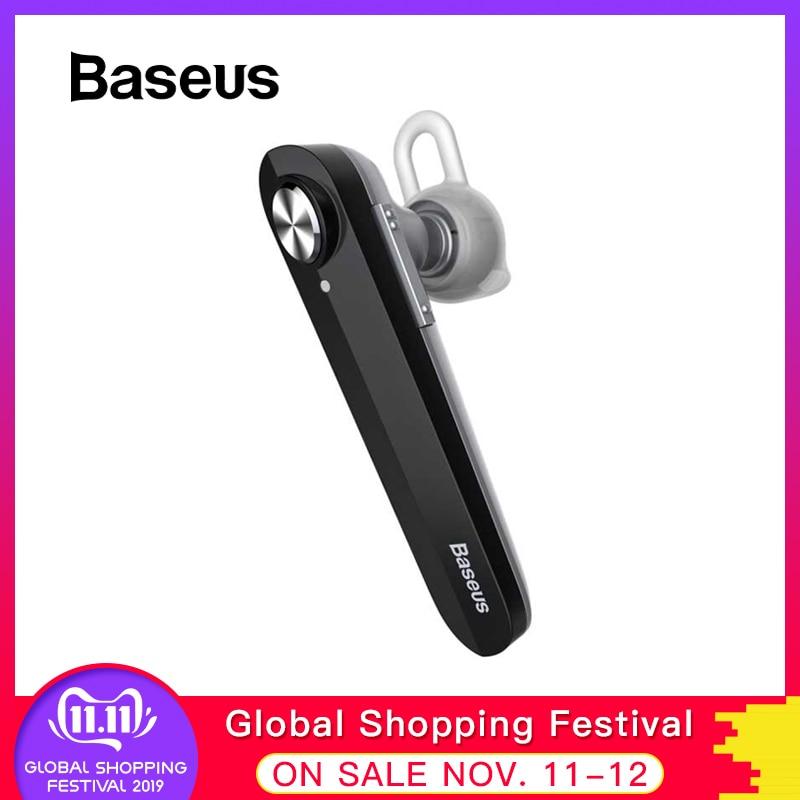 Baseus a01 bluetooth fone de ouvido sem fio gancho fone handsfree v4.1 fone de ouvido bluetooth para iphone xiaomi fone de ouvido