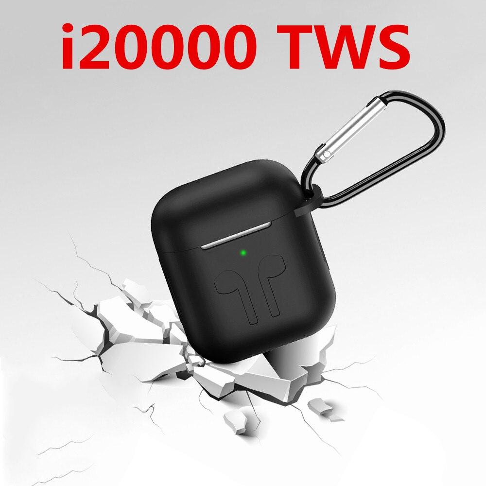 I20000 TWS 8D Super Som Sensor Inteligente fone de Ouvido Sem Fio fone de Ouvido Fones de Ouvido Pop up Do Bluetooth 5.0 Fones De Ouvido Pk i500 TWS i200 i800 TWS