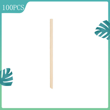 50/100Pcs Bamboo Straw 20cm Reusable Straws Eco Friendly Natural Organic Drinking Party Yerba Mate Bar Accessories