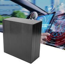 цена на Aluminum Enclosure Electronic Box Aluminum Cooling Case Project Box for Amplifier GPS