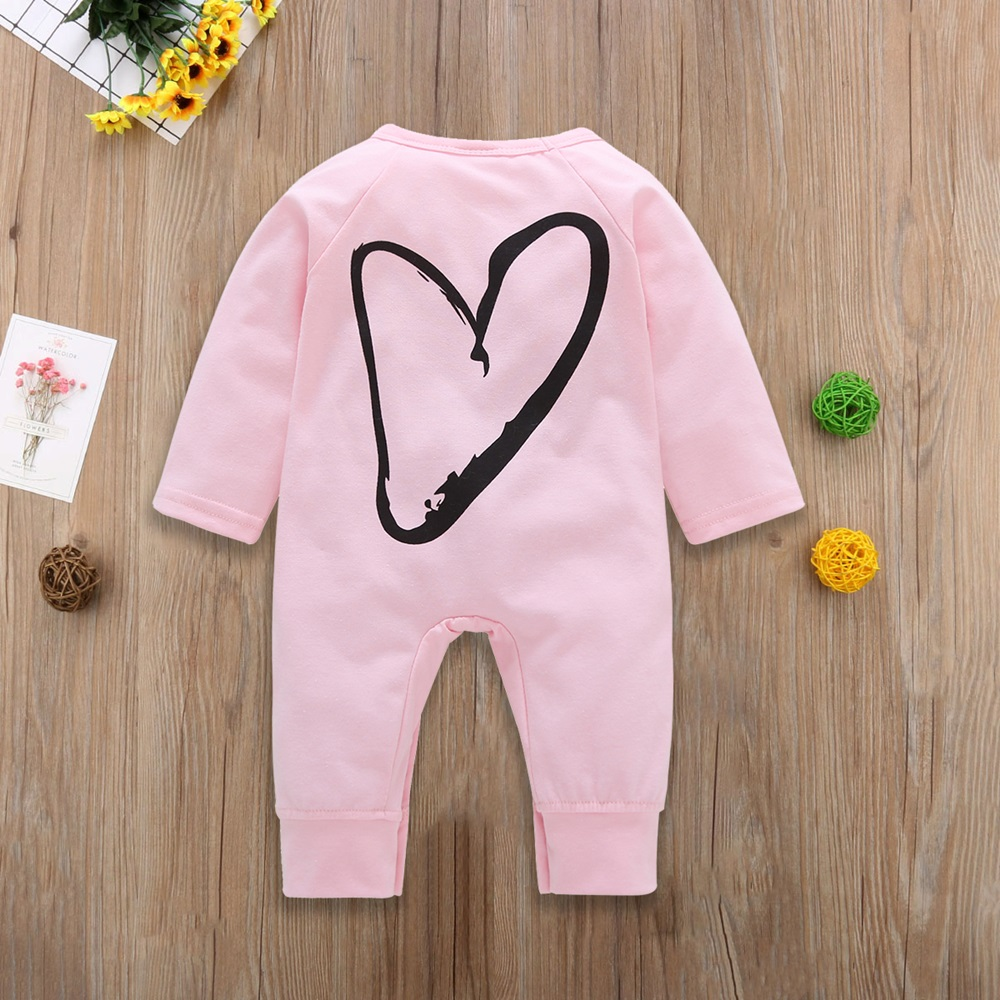 H37cdac1a36e14ebdbeb1e74b8f639994p 2018 New Newborn Baby Boys Girls Romper Animal Printed Long Sleeve Winter Cotton Romper Kid Jumpsuit Playsuit Outfits Clothing