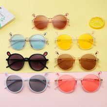 2019 New Fashion Boys Girls Novelty Toys Sunglasses Goggles Kids Outdoor Glasses