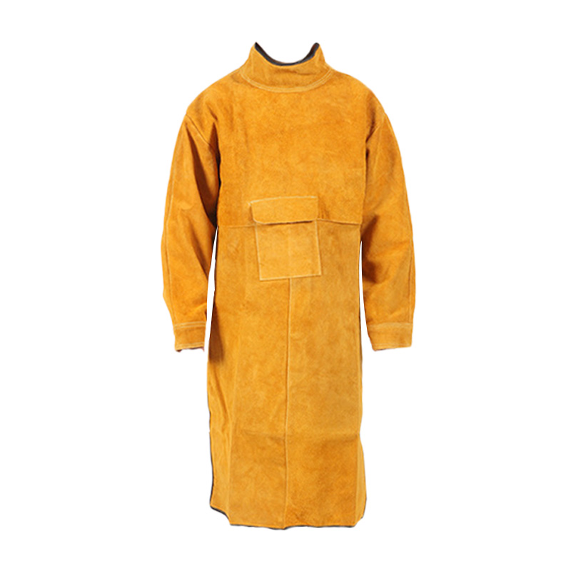 Welding Suit Protective Clothing Welder Anti-dress Protect Equipment Apron Welding Workwear