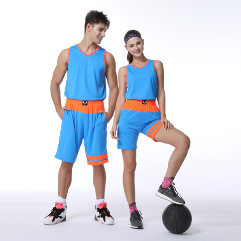 Conjunto de Basquete para Mulheres dos Homens Uniformes de Treinamento do Esporte Camisa Shorts Menino Masculino Basquete Camisas Terno Personalizado