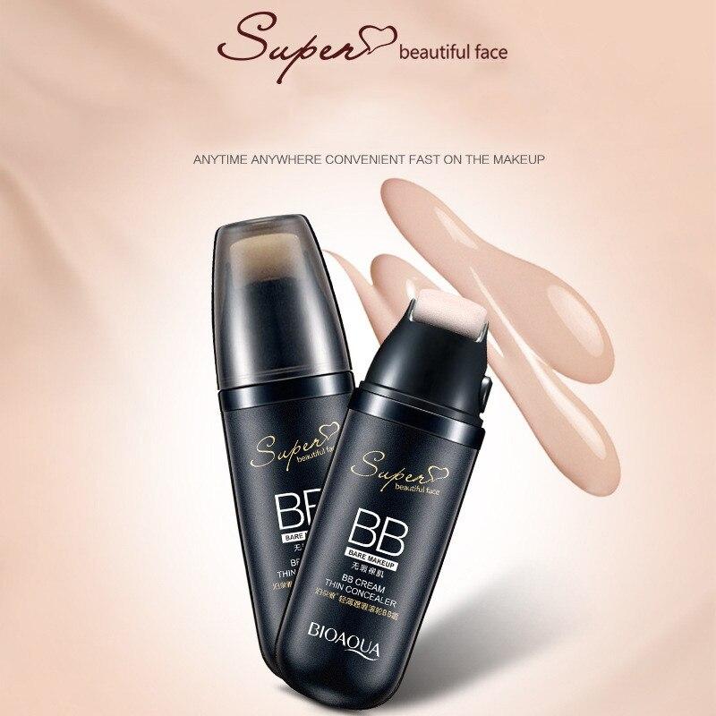 BIOAQUA Air Cushion BB крем-консилер увлажняющий тональный крем для макияжа Голый отбеливающий Макияж для лица корейская косметика