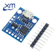 10 개/몫 ATTINY85 모듈 Digispark Kickstarter 마이크로 개발 보드 USB