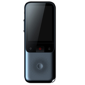 T11 ligent голосовой переводчик, синхронный онлайн-перевод, 138 языков, Wi-Fi переводчик