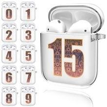 Для apple airpods (1 го поколения)/airpods (2 поколения) защитный
