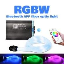 Светодиодный светильник из оптического волокна s smart управление