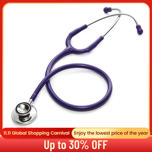 Image 1 - Professional Dual Head Stethoscope Double Head Cardiology Stethoscope Doctor Nurse Vet Medical Equipment Medical Student Device