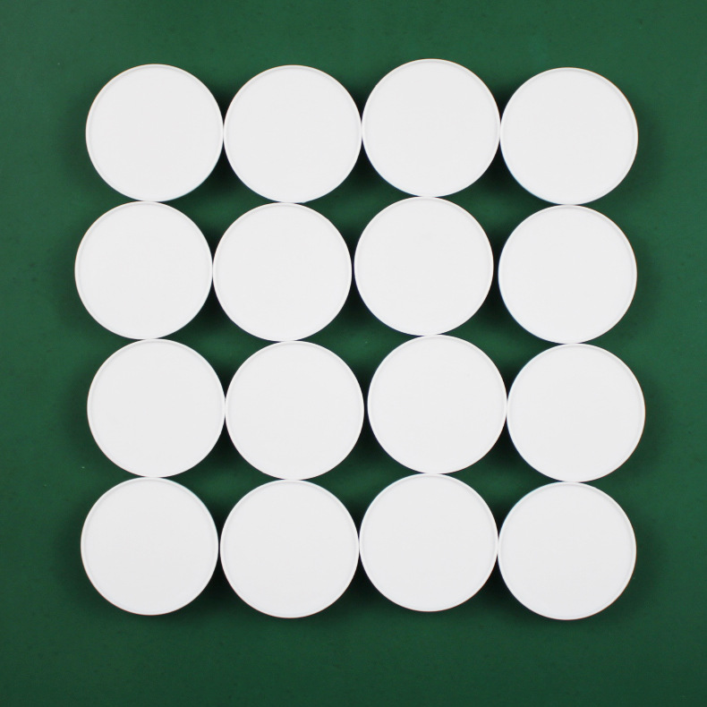 50-100pcs Round Concave Grooved Blank Material Mobile Phone Folding Stretch Airbag Bracket Phone Holder Balloon Support