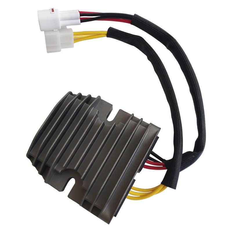 Fydun Raddrizzatore regolatore di tensione moto per GSXR 600 750 2006-2010 GSXR1000 2005-2013