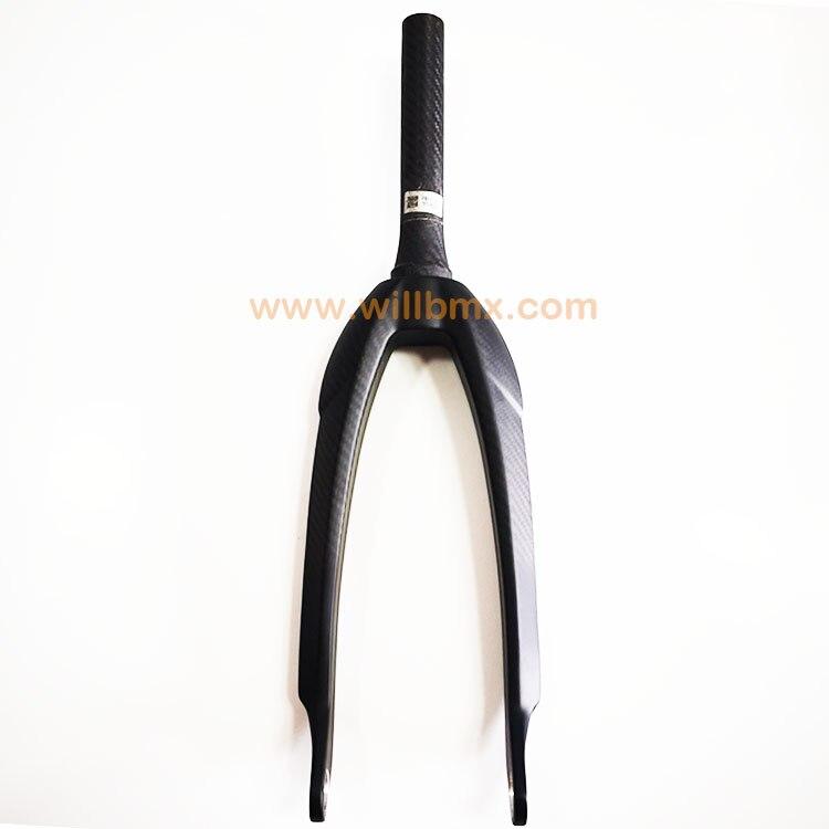 Willbmxforks, lo más nuevo de 2020, horquillas de carbono para bicicleta de carreras BMX de 20 pulgadas, horquillas de carreras bmx de 20