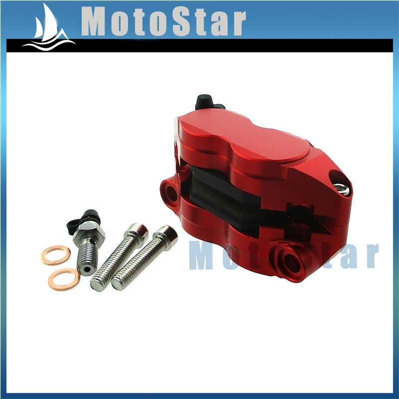 Étrier de frein à 4 pistons de course de Performance pour Mini moto Super Motard