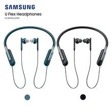 Samsung U Flex tour de cou Hearphone avec Bluetooth 4.2 conception Flexible lecture de musique sans couture pour Galaxy S10 EO BG950