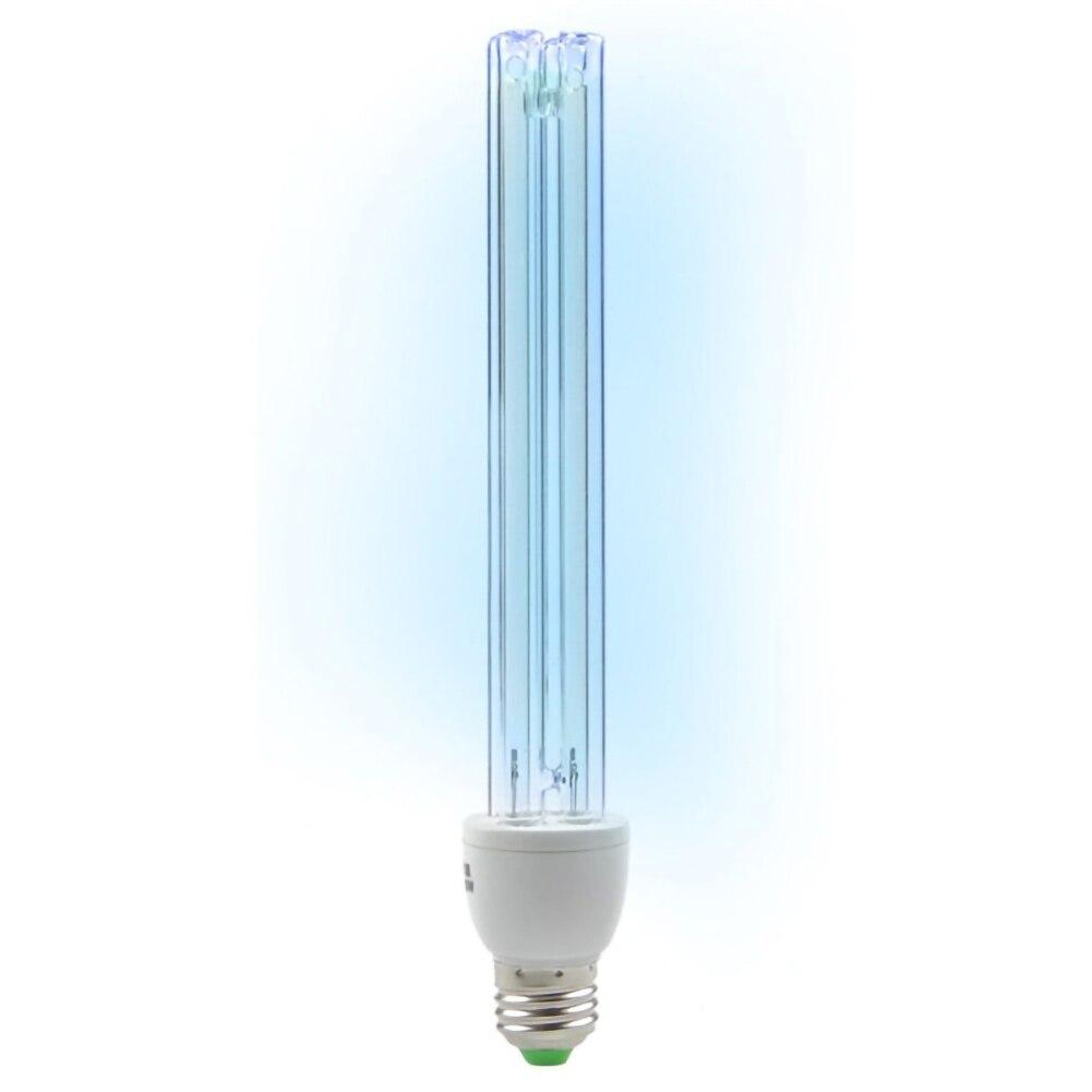 desinfectar lâmpada esterilização bacteriana