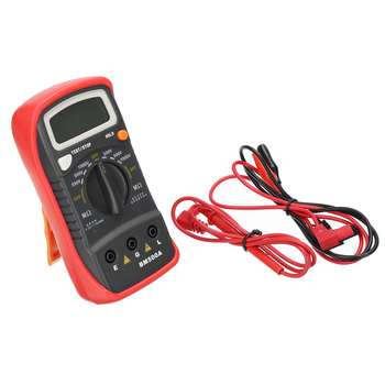 цена на 1000V BM500A Handheld Digital LCD Resistance Tester High Accuracy Insulation Resistance Testing Meter Megohmmeter Megger