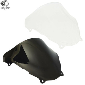 Image 1 - For Suzuki SV650 SV650S SV 650 650S 1999 2000 2001 2002 Double Bubble Windscreen Windshield Shield Screen